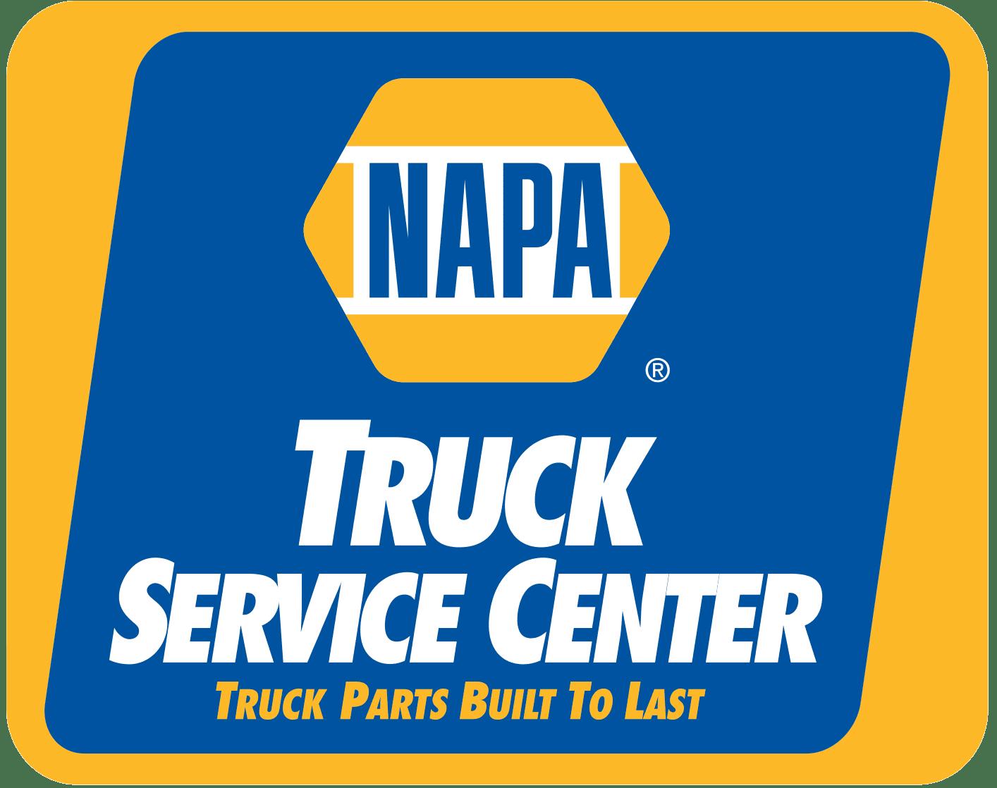 Truck Repair Center Logo Sq Sol